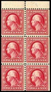 U.S. BOOKLETS & PANES 332a  Mint (ID # 81074)
