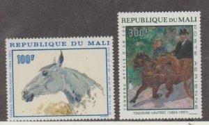 Mali Scott #C51-C52 Stamps - Mint NH Set