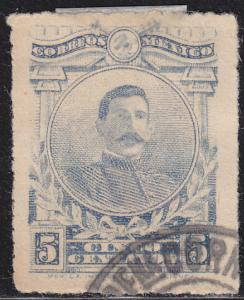 Mexico 613 Hinged Used 1917 Maclovio Herrera