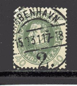 Denmark 219 used