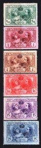 Spain. 1907. Aia-aif. Royal Dynasty of Spain. MLH.