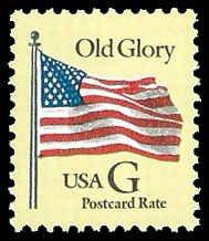 PCBstamps   US #2879 (20c) G, Black G, postcard rate, (2)