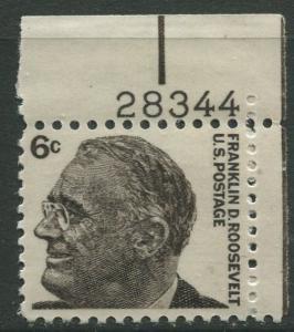 STAMP STATION PERTH USA #1284  MLH OG 1968  CV$0.25.