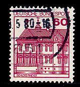 Germany Bund Scott # 1311, used