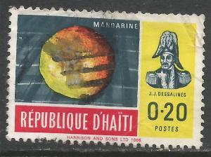 HAITI 564 VFU FRUIT M262-3