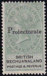 Bechuanaland 1888-1890 SC 56 Mint