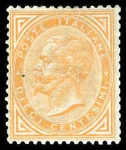 ITALY-d-a-1862-1928 ISSUES (to 196) 27  Mint (ID # 73421)