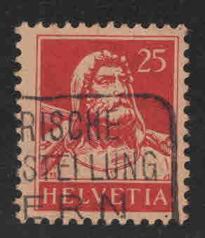 Switzerland Scott 178 used  stamp