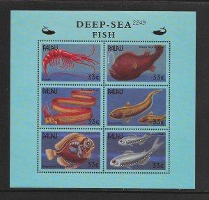 FISH - PALAU #564  DEEP SEA FISH MNH