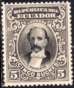 Ecuador #152   MNH