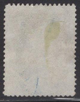US Stamp #23 1c Franklin Type IV USED SCV $700