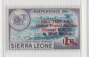 Sierra Leone - 1963 - SG 276 - MH