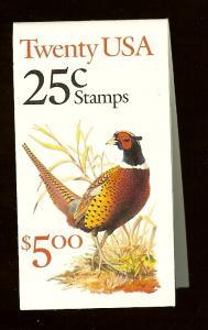 US #BK158 $5 Pheasant