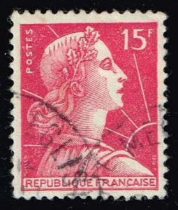 France #753 Marianne; Used (0.25)