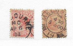 Australia Victoria #163 Used - Stamp - CAT VALUE $2.40 PICK ONE