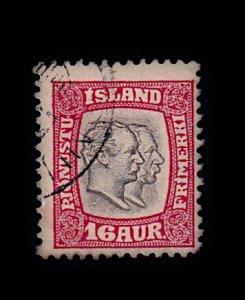 ICELAND O36 USED