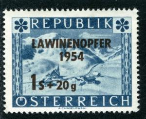 AUSTRIA - SC #B287 - MINT NEVER HINGED - 1954 - Austria328