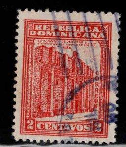 Dominican Republic Scott 256 Used stamp