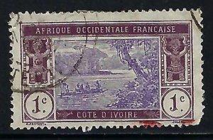 Ivory Coast 42 VFU R916-1