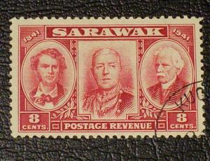 Sarawak Scott #155 used
