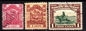 North Borneo 35, 37, 193