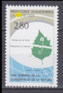 1995 Andorra fr 475 European Nature Conference