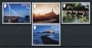 Jersey 2018 MNH Bridges & Causeways Europa 4v Set Tourism Architecture Stamps