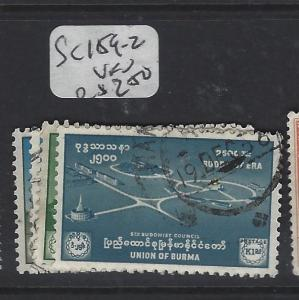 BURMA (P0204B) SC 159-162       VFU