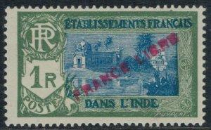 French India #131*  CV $4.75