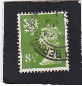 Great Britain  Scotland  #  SMH  11   used