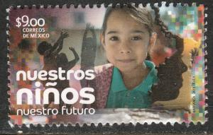 MEXICO 3092, OUR CHILDREN, OUR FUTURE.. MINT, NH. F-VF.
