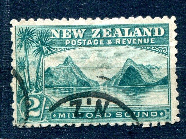 New Zealand  #82  Used  F-VF - Lakeshore Philatelics