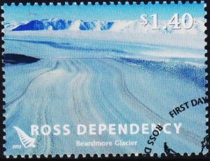 Ross Dependency. 2012 $1.40. Fine Used