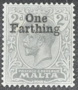 DYNAMITE Stamps: Malta Scott #97 – UNUSED