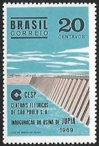 Brazil #1136 Mint No Gum As Issued Single Stamp