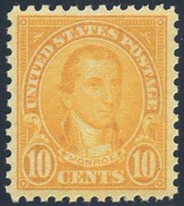 US Scott #562 Mint, VF/XF, NH