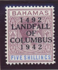 Bahamas Stamp Scott #128, Mint Never Hinged - Free U.S. Shipping, Free Worldw...