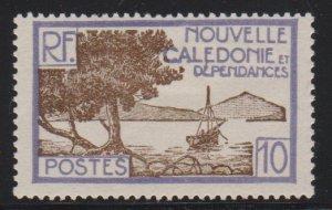 New Caledonia 140 mint hinged