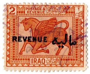 (I.B) Iraq Revenue : British Occupation 2a