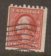 United States #381 Used