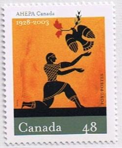 Canada Mint VF-NH #1985 AHEPA