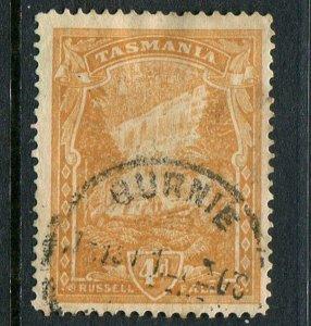Tasmania #106 Used