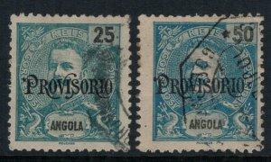 Angola #84-5 CV $3.25