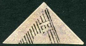 COGH SG7 6d Pale rose-lilac PB Printing (tiny thin in top right margin) Cat 300