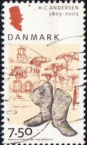Denmark #1326  Used