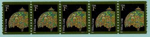 US #3758 Tiffany Lamp with 2003 date MNH PNC5 #S11111