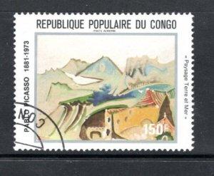 CONGO PEOPLES REPUBLIC C296B Picasso