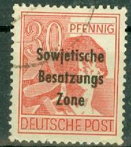 Germany - Russian Zone - Scott 10N11