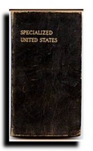1923 FIRST EDITION SCOTTS SPECIALIZED U.S. CATALOG