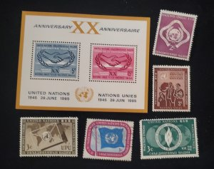 United Nations Collection, '50s-60s